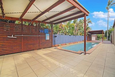 Waterfront home with pool in prime Broadbeach Waters Location
