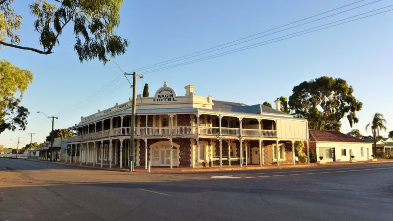 Moran's Wagin Hotel - Offers Invited from $200,000
