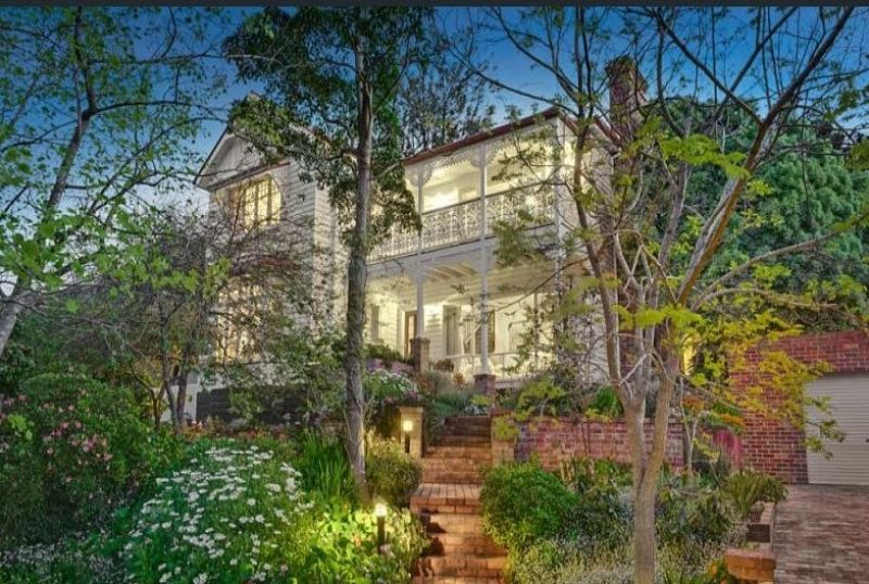 Charm, class and a sought-after location