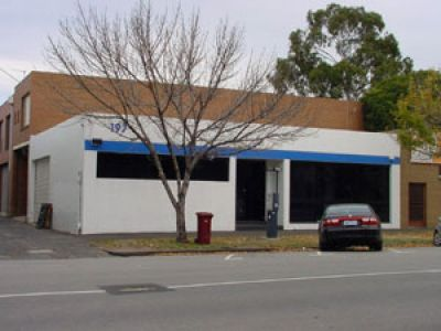 SOUTH MELBOURNE SHOWROOM OFFICE