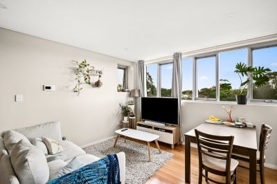 Easy care lifestyle apartment with a walk to everywhere address