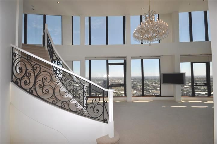 Dual Level Penthouse Apartment on the 42nd Floor- Luxury At It's Best!