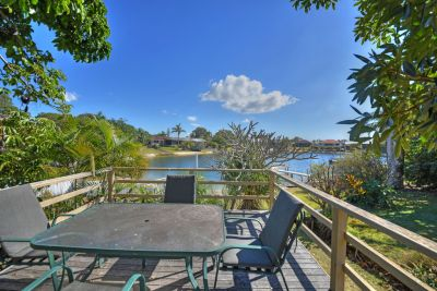 Golden Bargain Opportunity on Premium Waterfront Block - Under instructions to be sold Auction day or before