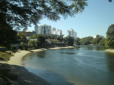 Walk to the Beach!  East on Wide Water with Skyline Views!