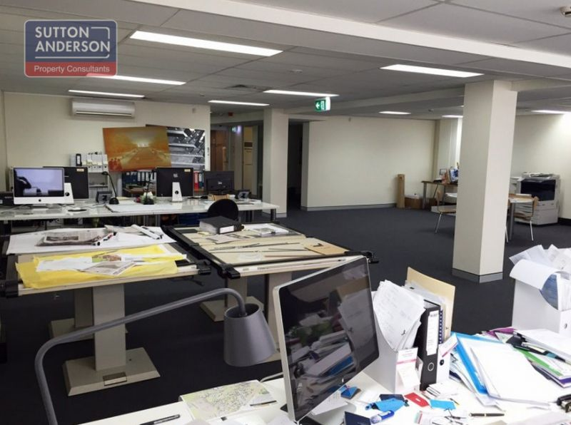 Creative Open Plan Office Now Available