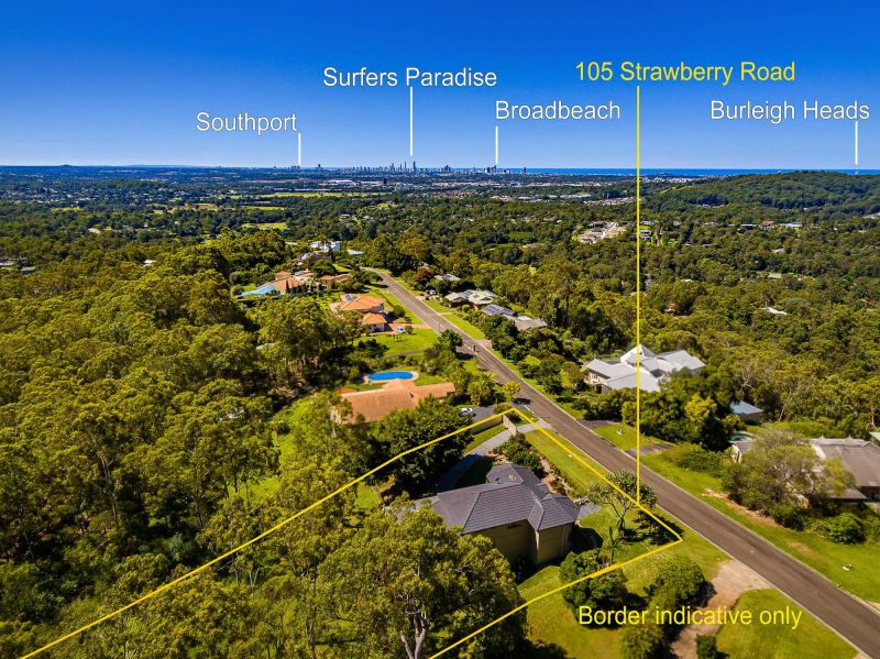 105 Strawberry Road, Bonogin