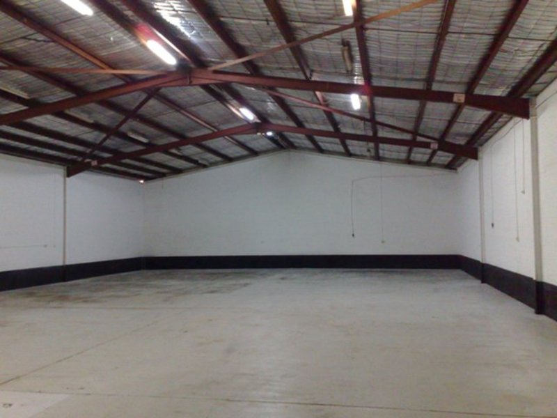 Industrial Facility Located Just Off Parramatta Road
