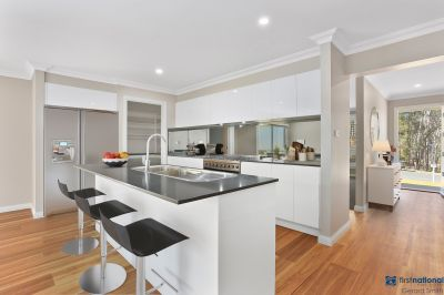 Stylish Family Home on 474m2