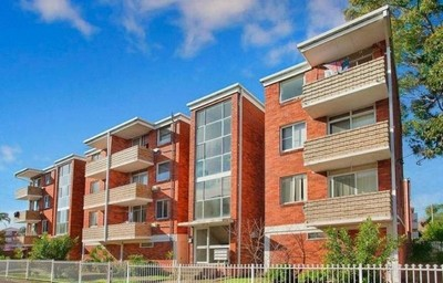 Updated Three Bedroom Unit with Parking