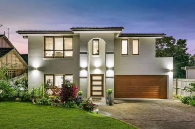 Custom Designed Family Residence in Premium East Side Location