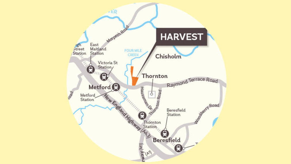 Chisholm Lot 532 Tarragon Way