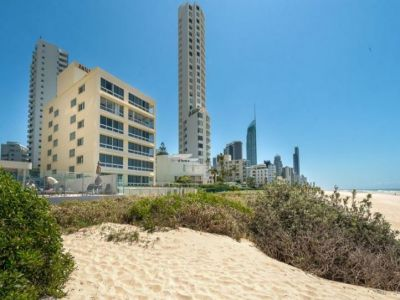 BEACHFRONT Unit + Management Rights