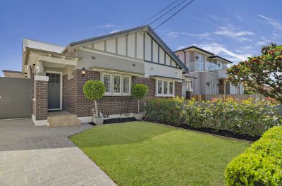 Timeless Classic Home Blended with Modern Style in Ideal Location