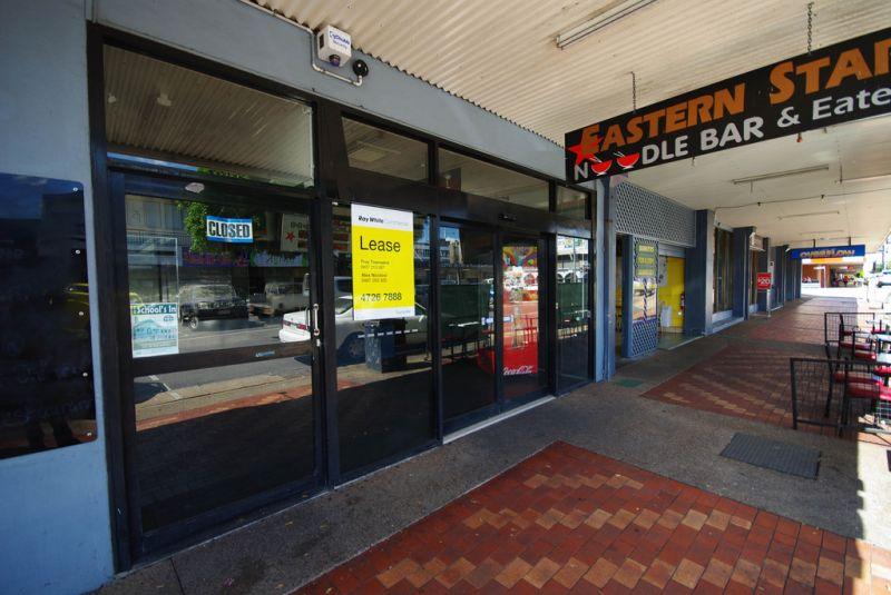 Queen Street retail shop