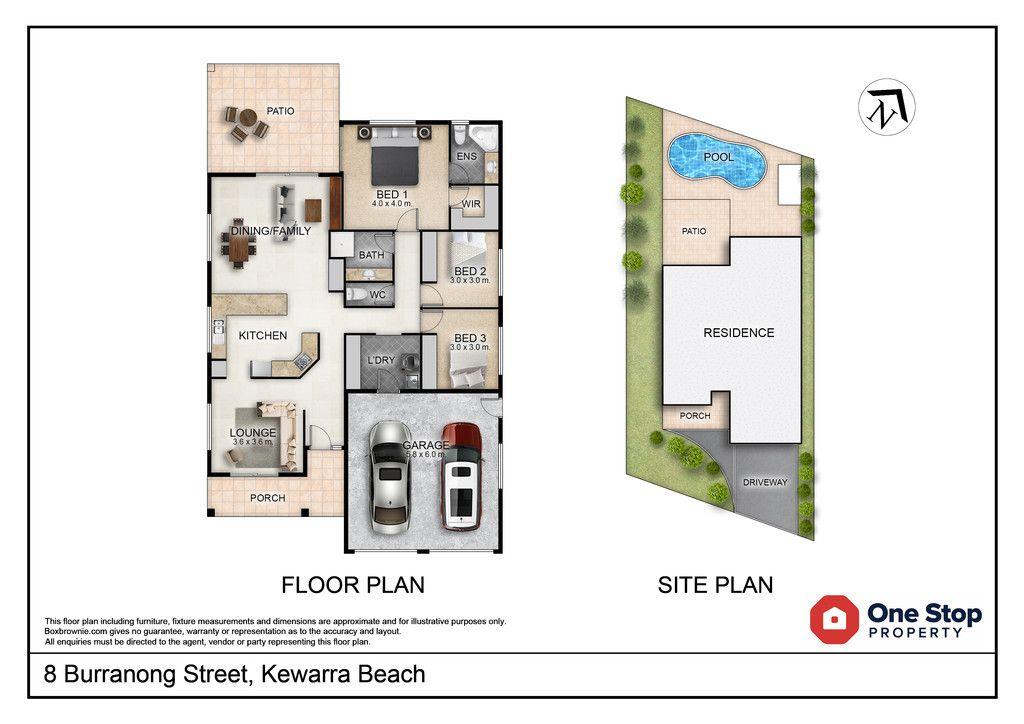 8 Burranong Street, Kewarra Beach QLD 4879