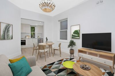Two Story Two Bedroom New York Style Apartment
