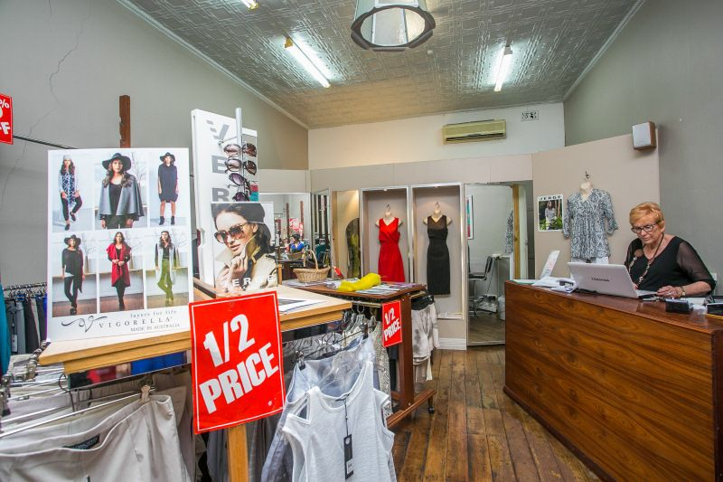 RETAIL SHOP OR OFFICE