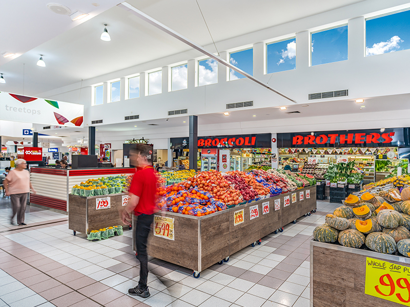 Gold Coast Shopping Centre with Significant Mixed Use Development Potential