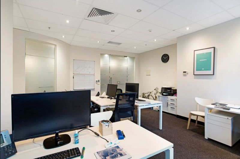 Affordable office on Collins Street
