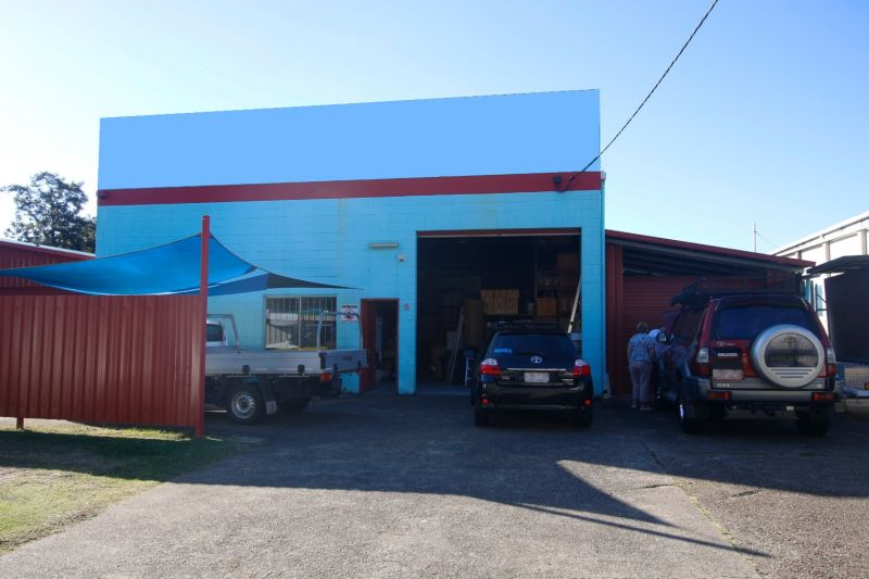 Freestanding Industrial Warehouse in Kunda Park | For Lease