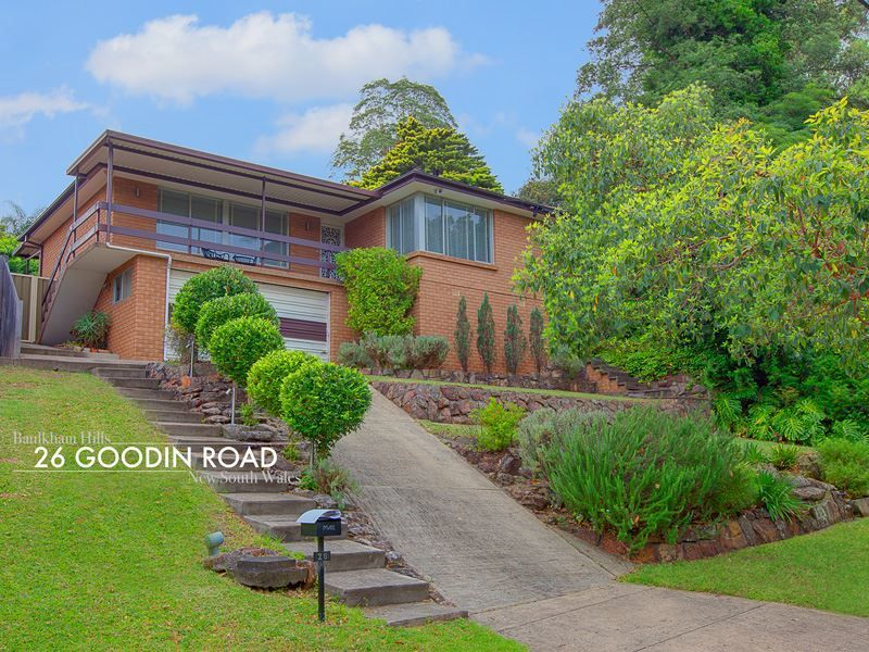 26 Goodin Road, Baulkham Hills NSW 2153