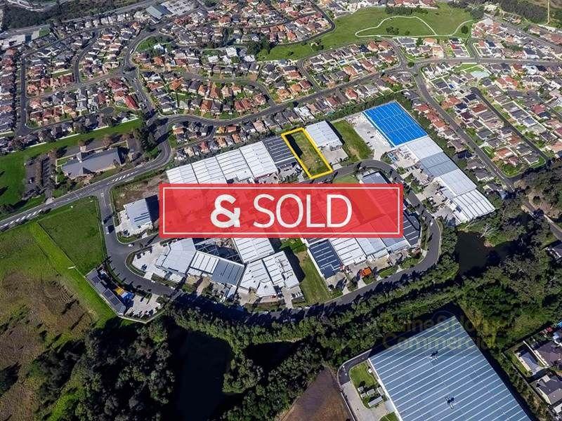 Prime Parcel of Industrial Land for Sale