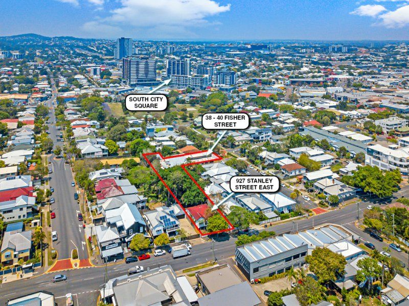 Substantial Freehold Investment With Development Potential (S.T.C.A)