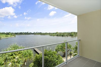 Emerald Island Waterfront 2 Bedroom Townhouse