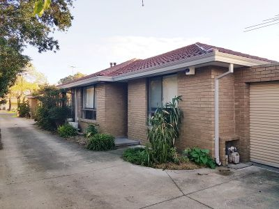 TWO BEDROOM UNIT WITH A