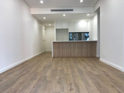One year young apartment in sought after location
