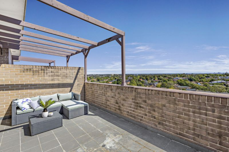 Boasting Vistas Of The CBD And Oversized Entertaining Rooftop Terrace