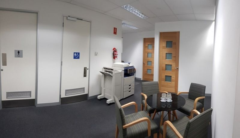 AFFORDABLE FULLY FITTED OFFICE SPACE