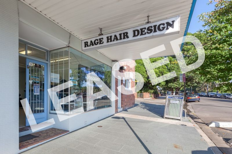 LEASED BY RYAN MCMAHON - IMMACULATE CORNER RETAIL SPACE
