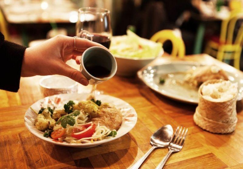 Newly renovated Fine Thai restaurant on main road in Caulfield / Glen Huntly