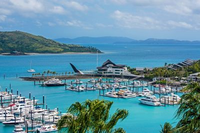 Magnificent marina views - not to be missed