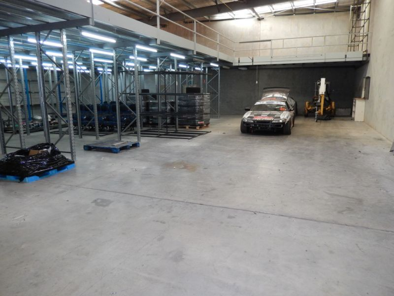 Office/Warehouse/Workshop And Hardstand
