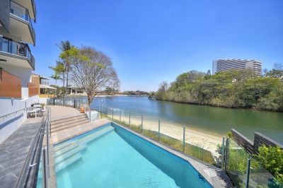 Exclusive waterfront lifestyle in the resort-like Spice' - Motivated investor wants immediate sale