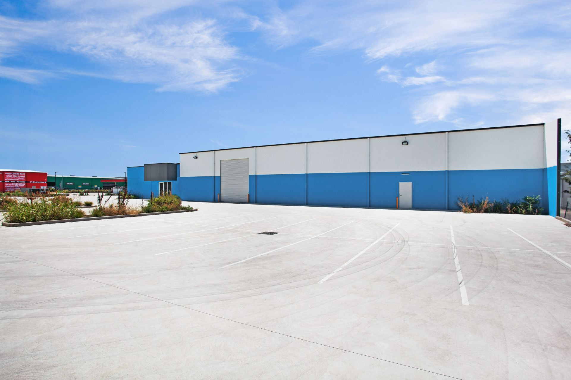 Major Warehouse Facility
