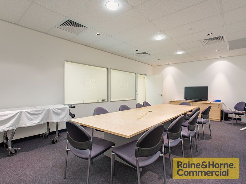 INVESTMENT: Quality Building - Quality Tenant on 5+3 year Lease