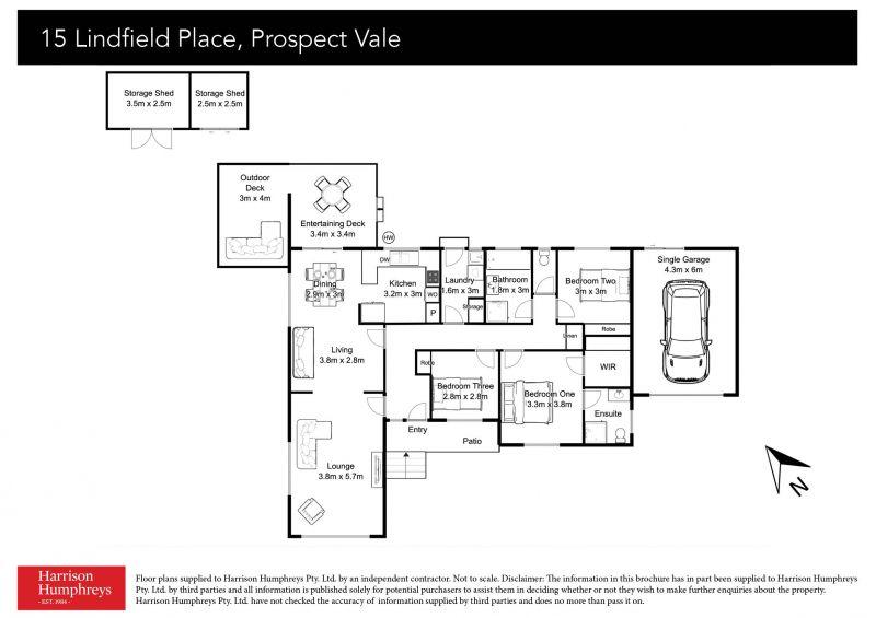 15 Lindfield Place Floorplan