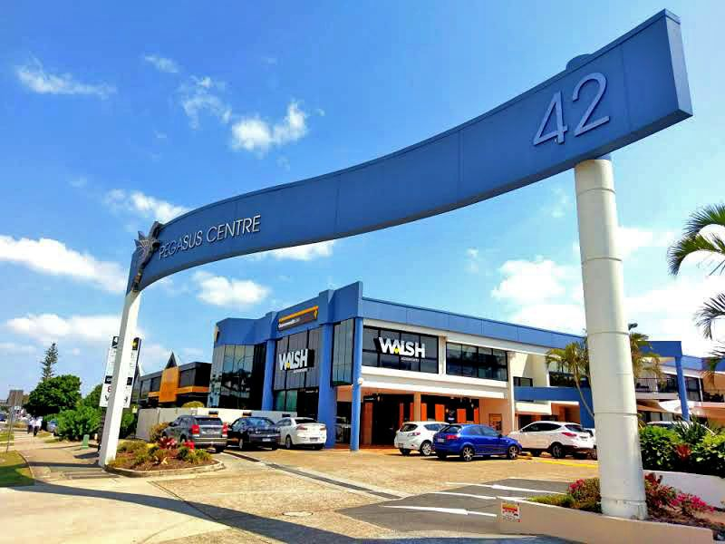Professional Pegasus Centre - Owner Occupier Opportunity with Holding Income