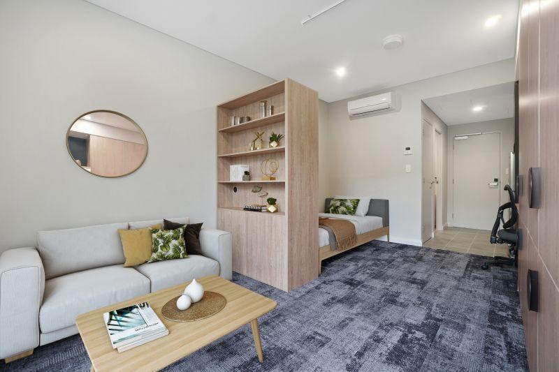 PREMIER Converted Single Room