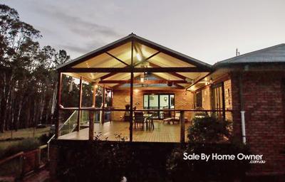 4 Bedroom House on 4.5 Acres  $1.1 - $1.2M UNDER OFFER