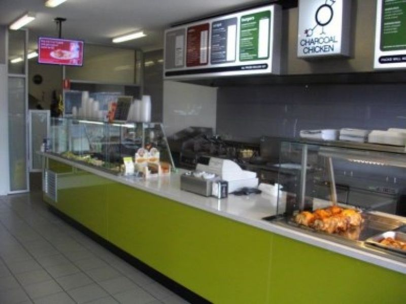 Vendors Terms - Charcoal chicken and takeaway business.
