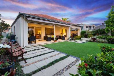 Tranquil Retreat, Low Maintenance living with a Sense of Space