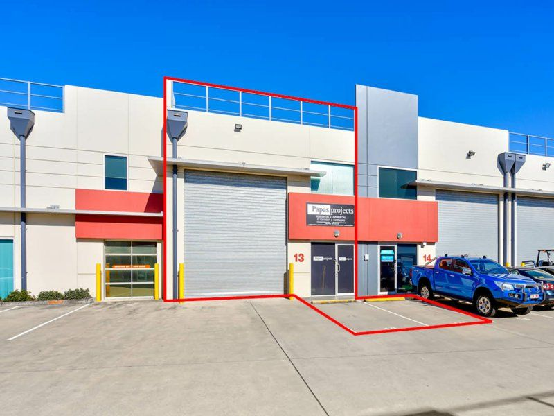123sqm Warehouse/Office/Showroom With 3 Car Spaces.