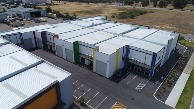 AFFORDABLE BRAND NEW WAREHOUSE UNITS