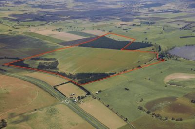 Ballarat - Burrumbeet District - 216.1 ha 533 acres (approx.)