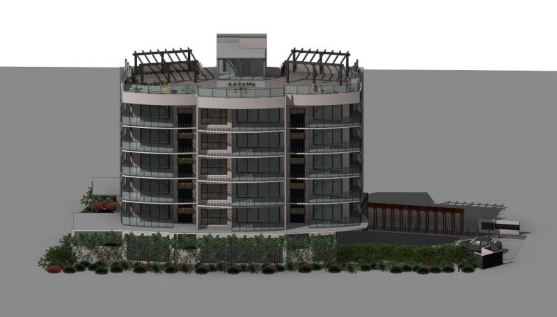 BA Approved Development Site