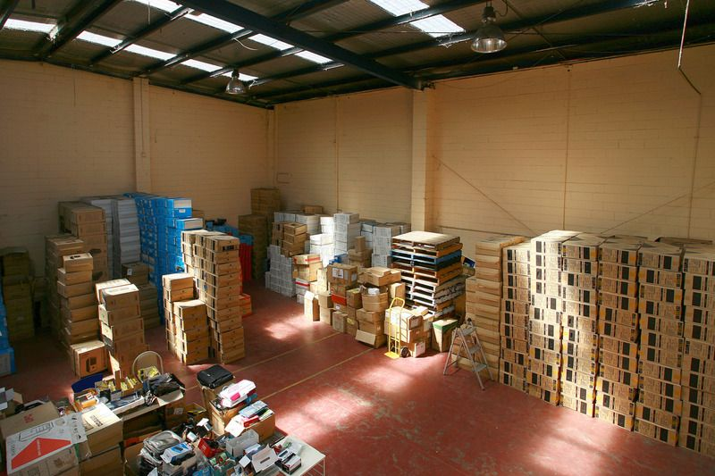 Vendor Instructions: Warehouse Must Sell